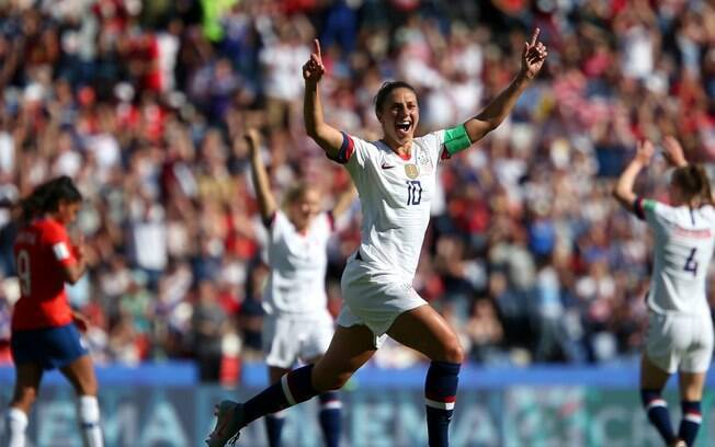 Seleção dos Estados Unidos teve a melhor campanha da primeira fase da Copa do Mundo