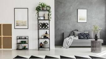 Dicas para caprichar na decoração preto e branco na sua casa