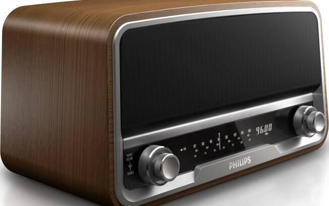Philips lança linha de rádios inspirados no modelo original da marca durante a IFA 2012