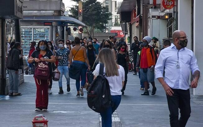 Capital de São Paulo é a mais atingida no estado