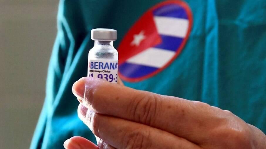 Vacina contra Covid desenvolvida em Cuba