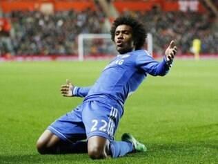 Willian quer fazer história no Chelsea e viver a era mais gloriosa da história do clube