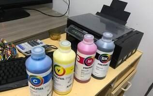 Polícia Federal descobre laboratório clandestino para fabricar notas falsas