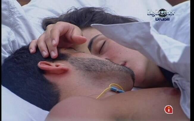 A Líder e o Anjo dormem
