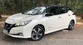 Nissan Leaf é vítima de um país sem plano de eletrificação