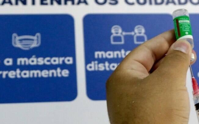 Covid: Doria divulga data da vacinação para motoristas e outros grupos