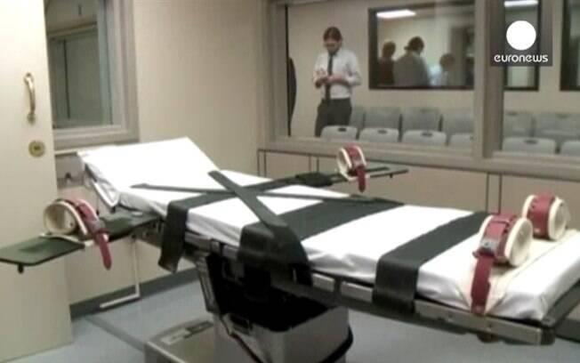 EUA estão entre os países que já executaram presos com problemas mentais