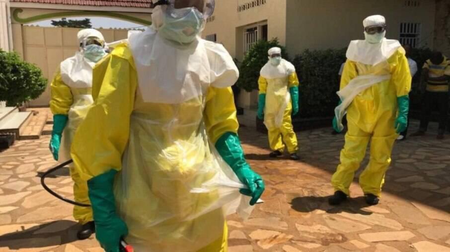 Surto de ebola na República Democrática do Congo
