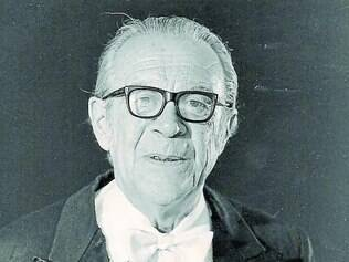 Maestro. Sergio Magnani é uma referência para diversas gerações de músicos de Belo Horizonte