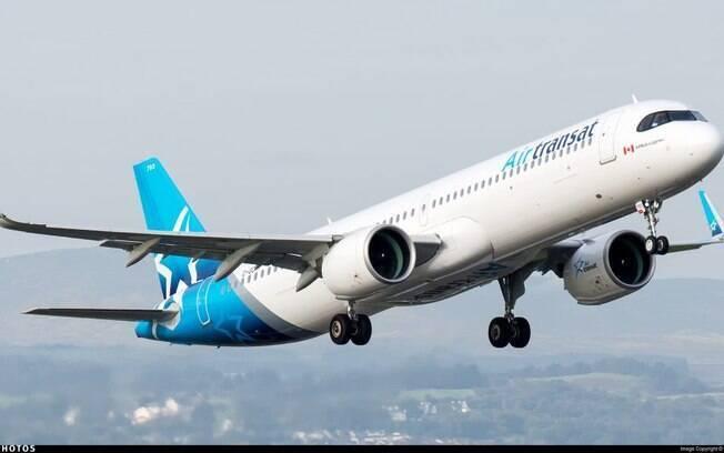 Air Transat realiza o voo mais longo do mundo utilizando o A321neo LR