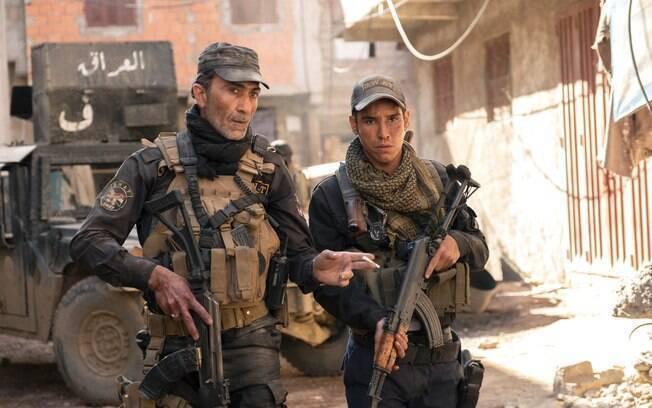 'Mosul', da Netflix