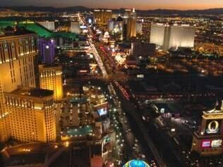 Strip Street: é nela que estão os hotéis mais luxuosos