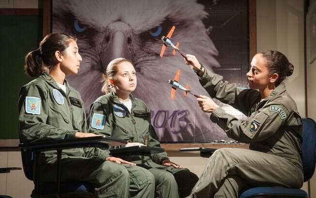 A participação feminina na Força Aérea Brasileira sempre foi grande. Hoje, há 12.459 mulheres em diversas áreas.