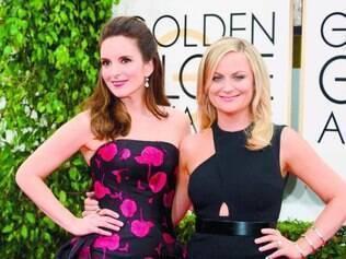 Sucesso. À frente do Globo desde 2013, Fey e Poehler renderam recordes de audiência à premiação