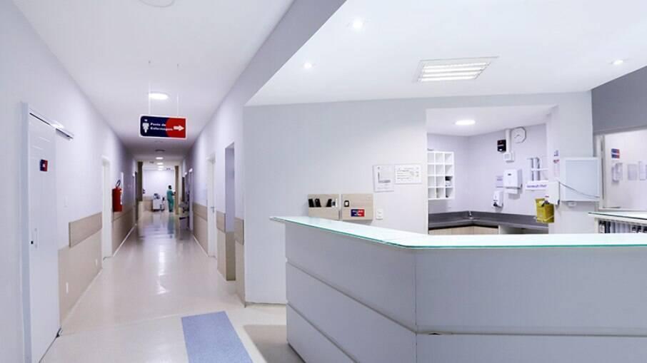 Hospital Metropolitano está sob administração da Prefeitura.