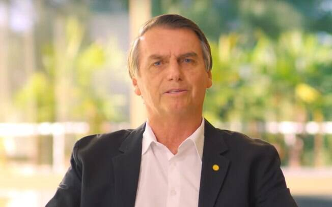 Candidato do PSL, Jair Bolsonaro praticamente estreou na propaganda eleitoral neste segundo turno já que tinha menos de 10 segundos no 1º turno