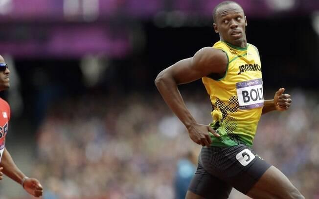 Usain Bolt, o raio jamaicano, é o homem mais rápido da história