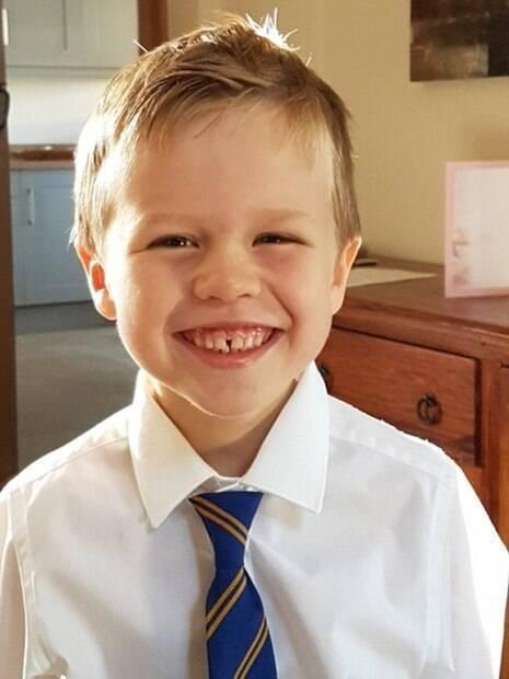 Jack hoje tem 7 anos e ainda recebe monitoramento, mas os pais garantem que ele é um menino saudável