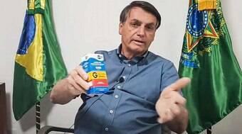 YouTube exclui vídeo de Bolsonaro sobre cloroquina, mas mantém outros