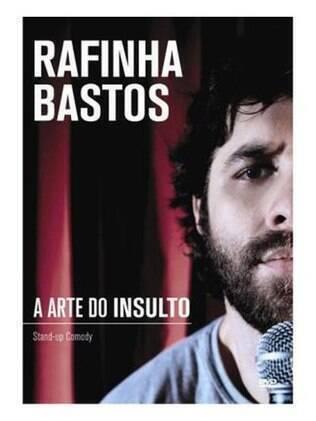 Capa do DVD proibido de Rafinha Bastos
