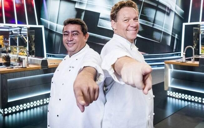Claude Troisgros e Batista apresentarão