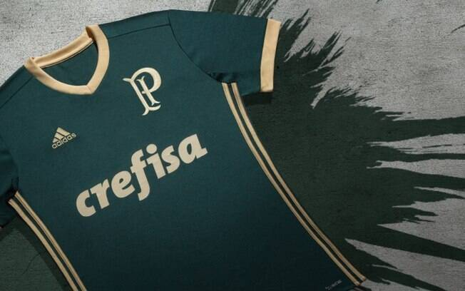 Palmeiras divulga uniforme ainda com Adidas como fornecedora