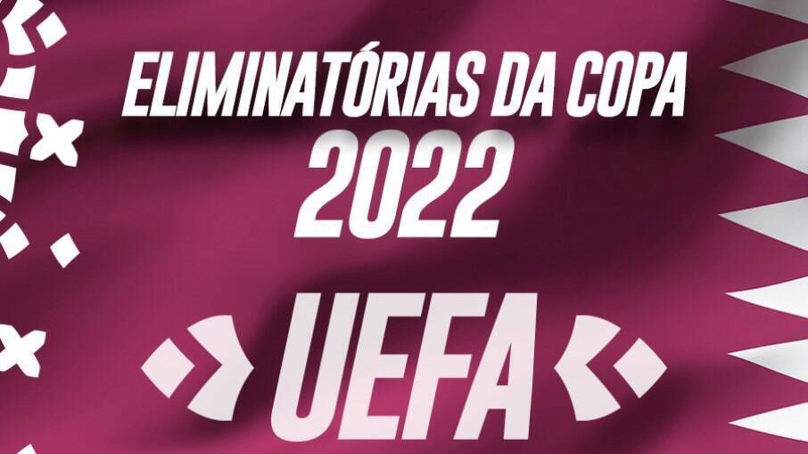 Você pode apostar nas partidas das eliminatórias para a Copa do Mundo de 2022