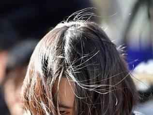 Cho Hyun-Ah, de 40 anos, foi condenada por um tribunal de Seul por infringir as regras de segurança aérea