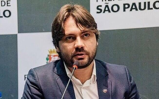 Filipe Sabará é pré-candidato pelo Novo à Prefeitura de São Paulo