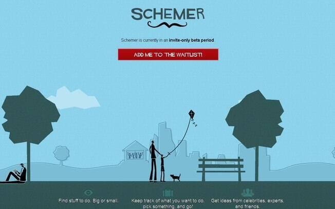 Schemer, novo serviço de recomendações do Google, ainda é restrito para convidados