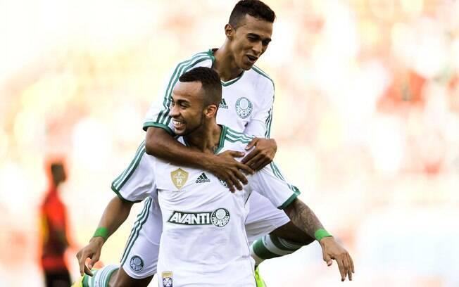 Wesley fez os dois gols da vitória sobre o  Sport por 2 a 1, pela 24ª rodada
