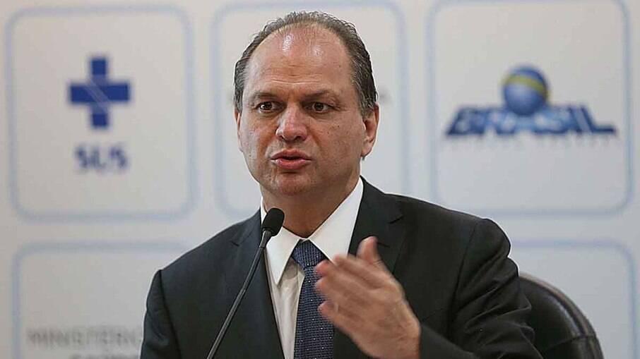 Ricardo Barros, líder do governo na Câmara dos Deputados