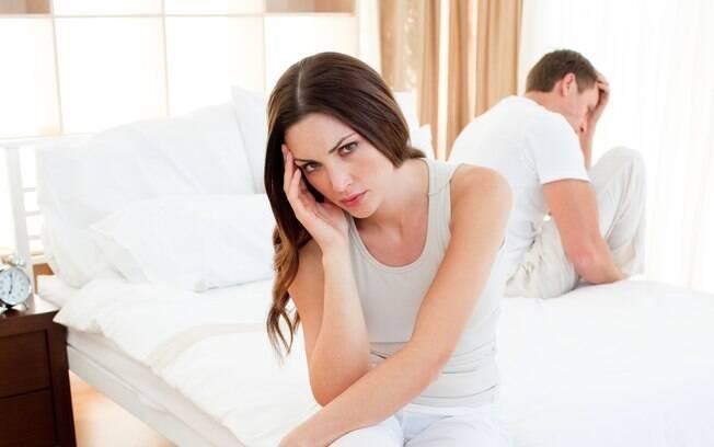 Quando a relação esfria, cuidado com a pressão e as brigas