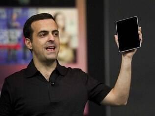 Hugo Barra, em foto da época do Google: brasileiro comanda expansão da Xiaomi
