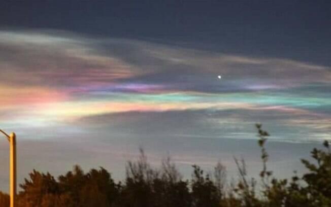 As nuvens podem até parecer algo