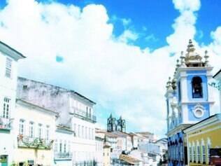 A maioria dos crimes se concentra no centro histórico de Salvador