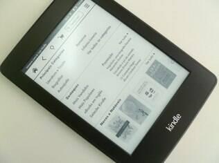 Loja do Kindle tem 27 mil livros em português