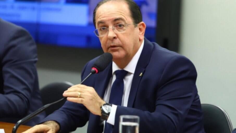O deputado Luiz Carlos Motta (PL-SP) é relator da proposta de unificação do PIS e Cofins