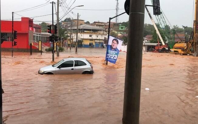 Vilarinho, em Venda Nova (MG).