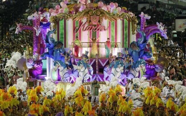 No carnaval de 2016, a Estação Primeira de Mangueira se consagrou como campeã na avenida