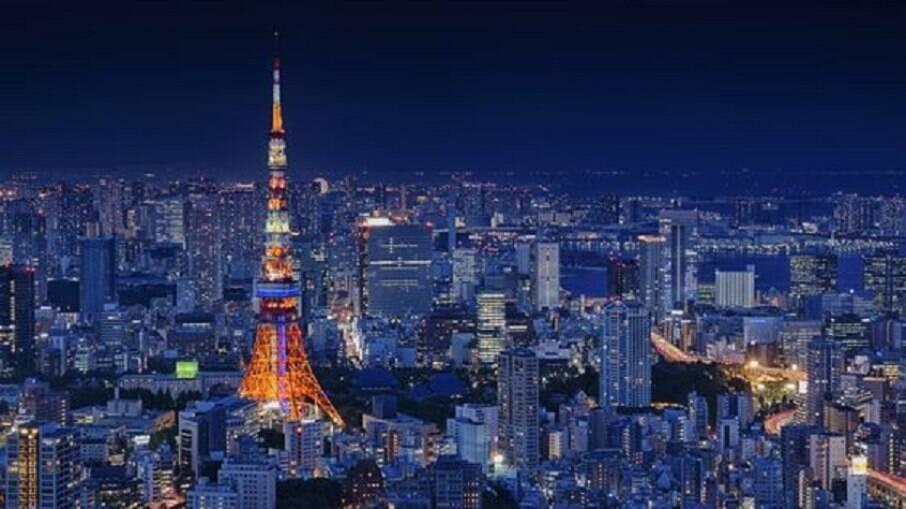 Baseada na torre Eiffel, a Tokyo Tower possui sua própria personalidade