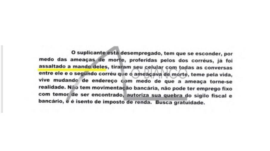 Ativista acusa Neymar e advogado de serem mandantes do assalto