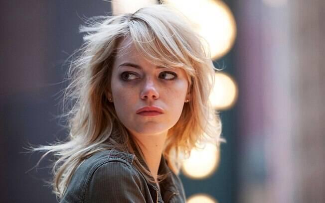 Emma Stone é uma das atrizes de