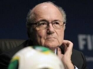 Blatter admitiu que já recebeu pedidos e cartas para mudar os horários das partidas