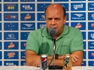 Valdir Barbosa explicou situação de meias na pauta da cúpula cruzeirense