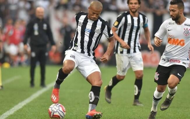 Corinthians e Santos disputam vaga na final do Paulistão