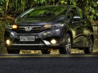 Honda Fit EX Foto: Jorge Rodrigues Jorge/CZN