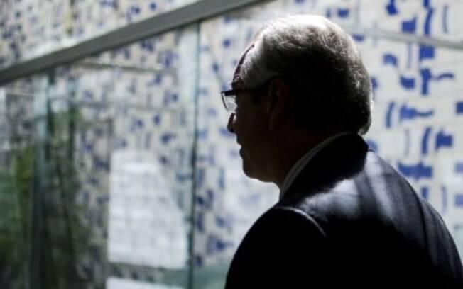 Ex-presidente da Câmara dos Deputados, Eduardo Cunha (PMDB-RJ) está preso desde o ano passado pela Lava Jato