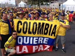 Colombianos mostraram sua indignação com o poder econômico que guerrilheiros possuem até hoje