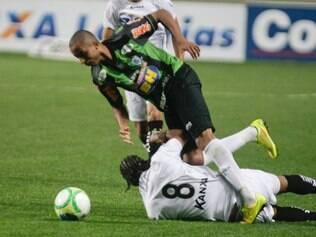 Pela 23ª rodada do Campeonato Brasileiro série B, América perde por 2 a 0 para Bragantino no Horto